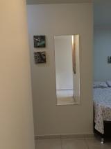 Espelho no corredor