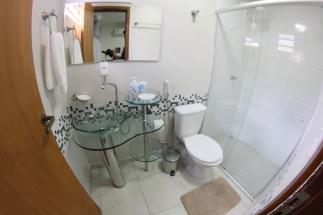 Espelho do banheiro