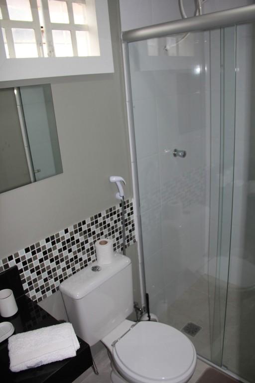 Banheiro do Studio 100  Sua Casa em Brasília -> Decoracao De Banheiro Branco E Cinza